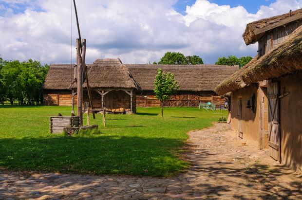 Muzeum Wsi Mazowieckiej, Sierpc