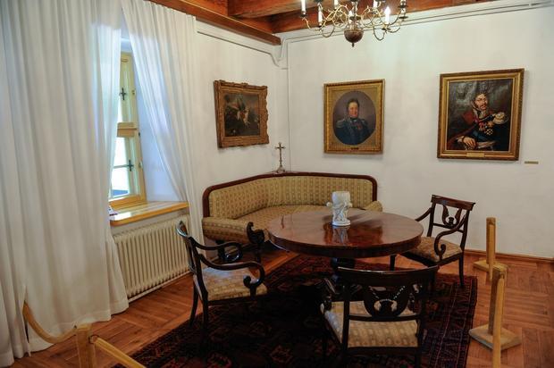 Muzeum Hymnu Narodowego w Będominie