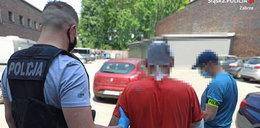 Zaatakował policjanta kluczem francuskim. Po chwili wyjął broń