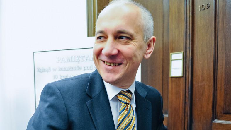 Brudziński nie potwierdza ani nie zaprzecza, że kandydatem PiS na premiera jest Piotr Gliński