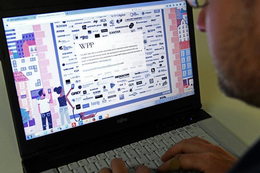 Ataki cebernetyczne na Europę
