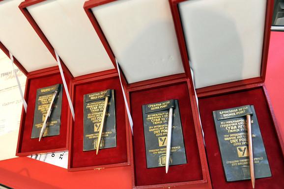 Za nagrade Bijenala