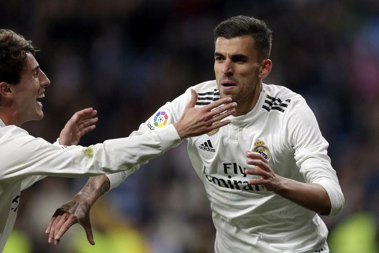 FK Real Madrid, FK Ueska
