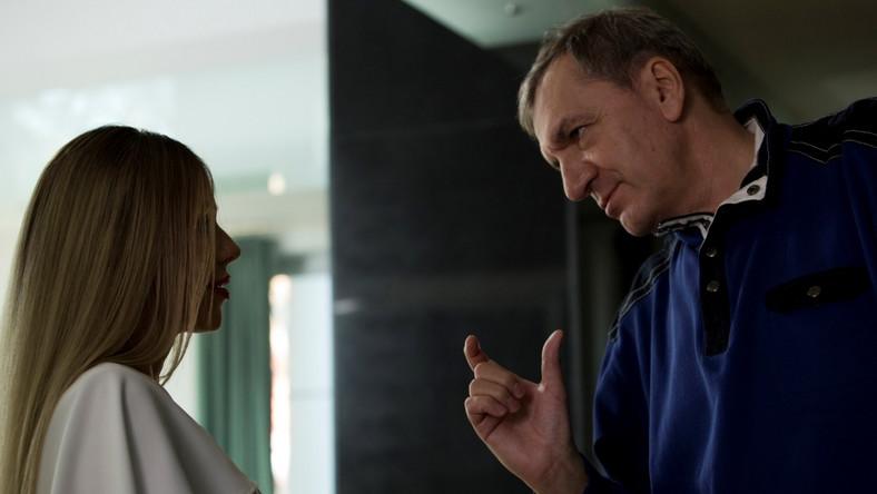 """Władysław Pasikowski i Doda na planie filmu """"Pitull. Ostatni pies"""" fot. Krzysztof Wiktor (c)Ent One Investments"""