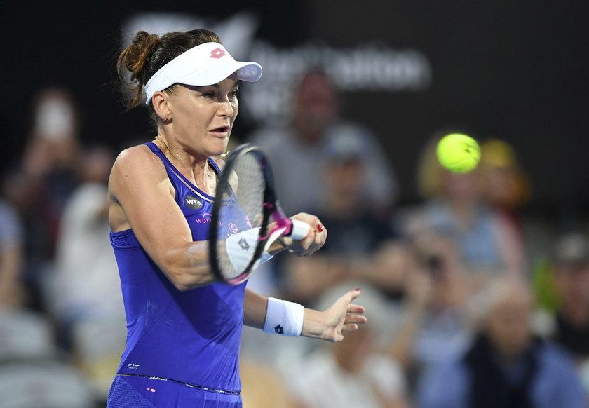 Agnieszka Radwańska pokonała 6:3, 6:2 Chinkę Ying-Ying Duan w ćwierćfinale turnieju WTA w Sydney