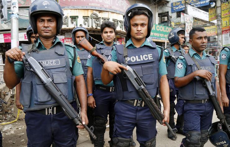 bangladeš policija