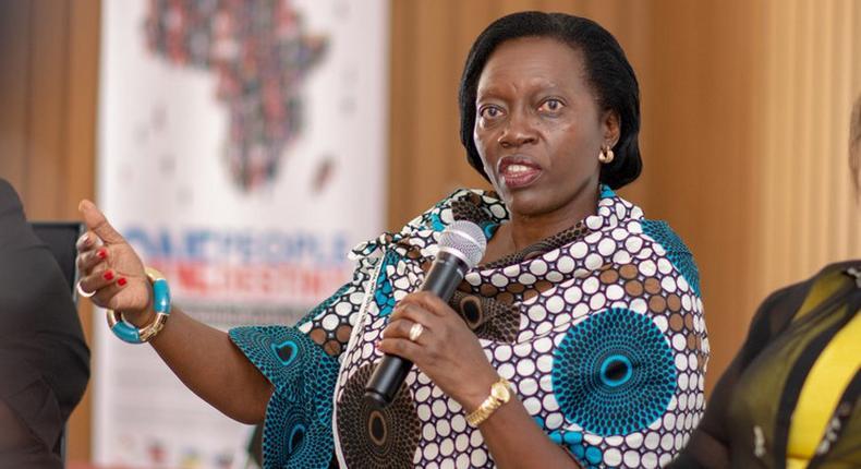 Narc Kenya party leader Martha Karua