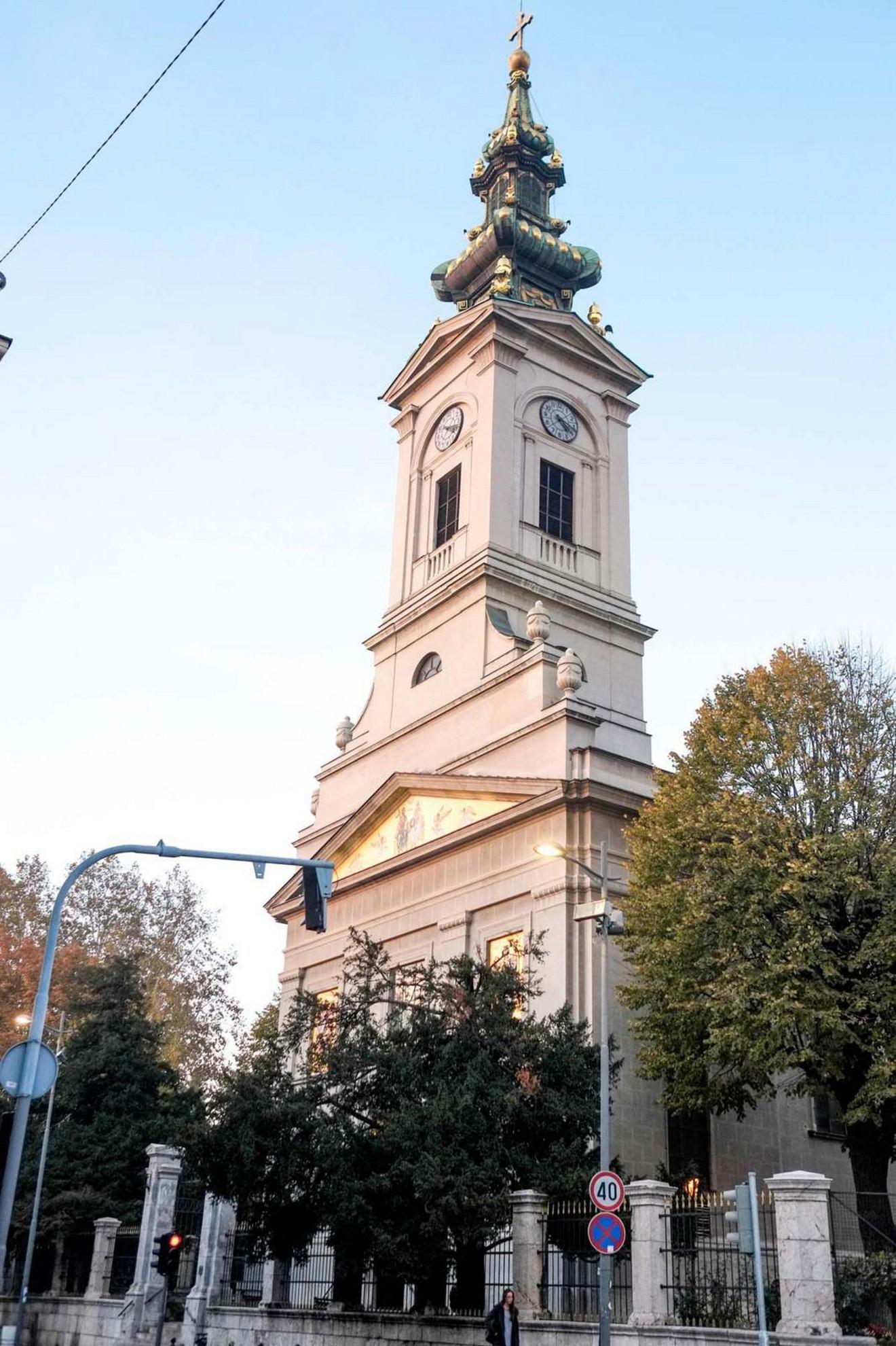 Velelepna crkva u Beogradu
