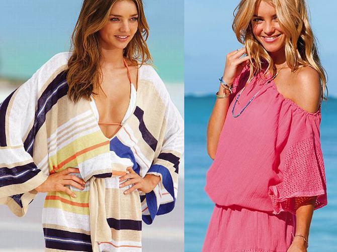 Odaberite svoju haljinu za plažu: Modeli koji mame uzdahe