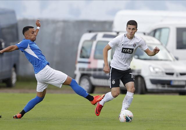 FK Partizan, FK Novi Pazar