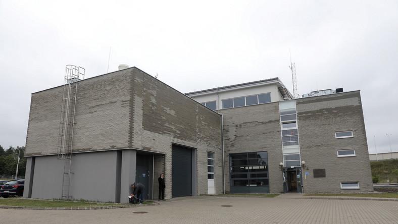 Siedziba zakładu MPWiK przy ulicy Farysa na warszawskich Bielanach