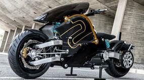 Elektryczny motocykl rodem z japońskich anime już w sprzedaży