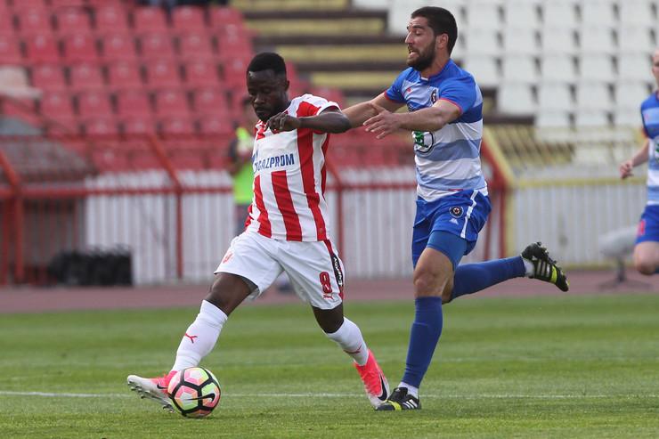 FK Crvena zvezda, FK Borac Čačak