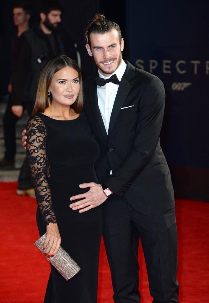 Fudbaler Real Madrida Geret Bejl oženio dugogodišnju devojku Emu Ris-Džons