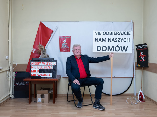 Piotr Ikonowicz - działacz społeczny, były poseł, założyciel Ruchu Sprawiedliwości Społecznej. Kandydat Lewicy na rzecznika praw obywatelskich