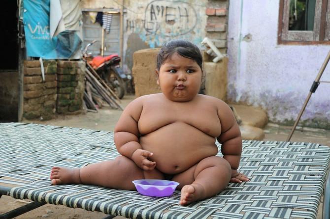 Roditelji kažu da je Čahat na strogoj dijeti