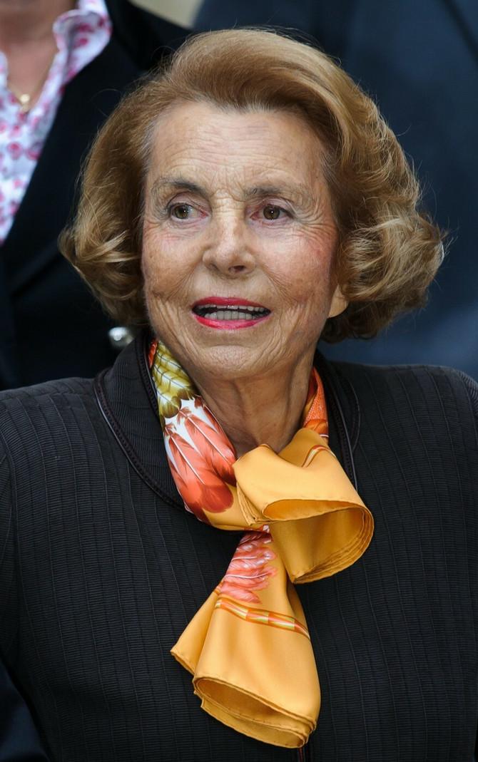 Lilijen Betenkur, vlasnica