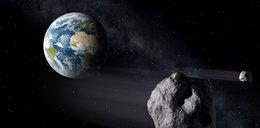 Alarm! Planetoida w atmosferze! Przeoczyli ją!