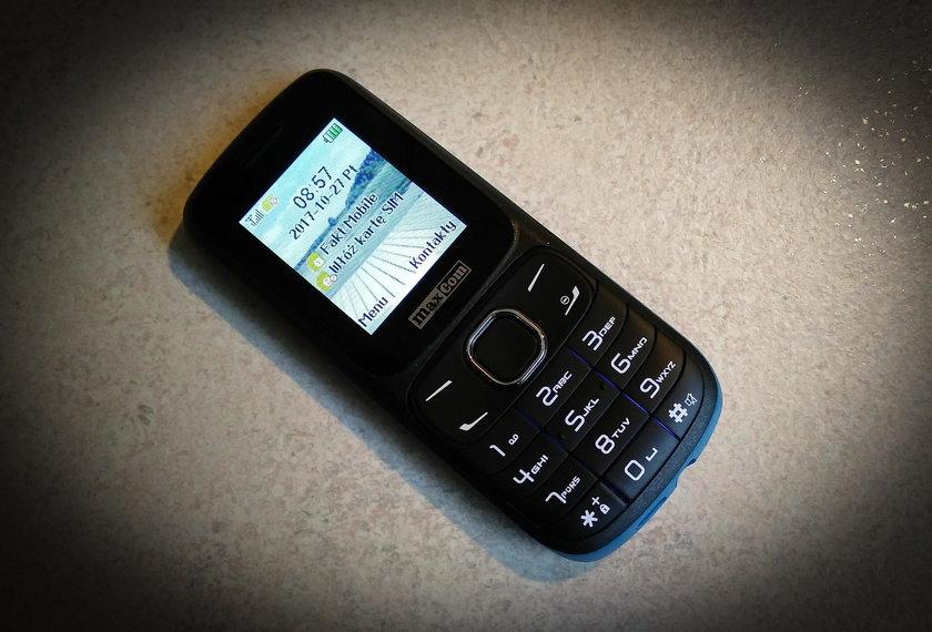 Praktyczne telefony Maxcom w Fakt Mobile