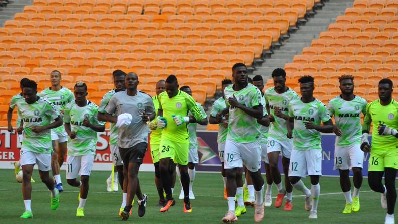 Image result for AFCON 2019: Super Eagles focus on Cameroon duel