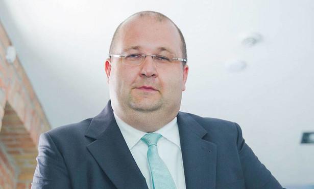 fot. Wojtek Górski Marcin Włodarski z kancelarii Leśnodorski, Ślusarek i Wspólnicy