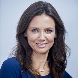 Kinga Rusin: wyczuwam wokół siebie dobrą energię