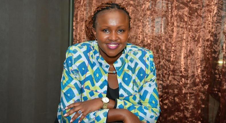 Advise to career women: Be comfortable with being uncomfortable - Sharon Kinyanjui