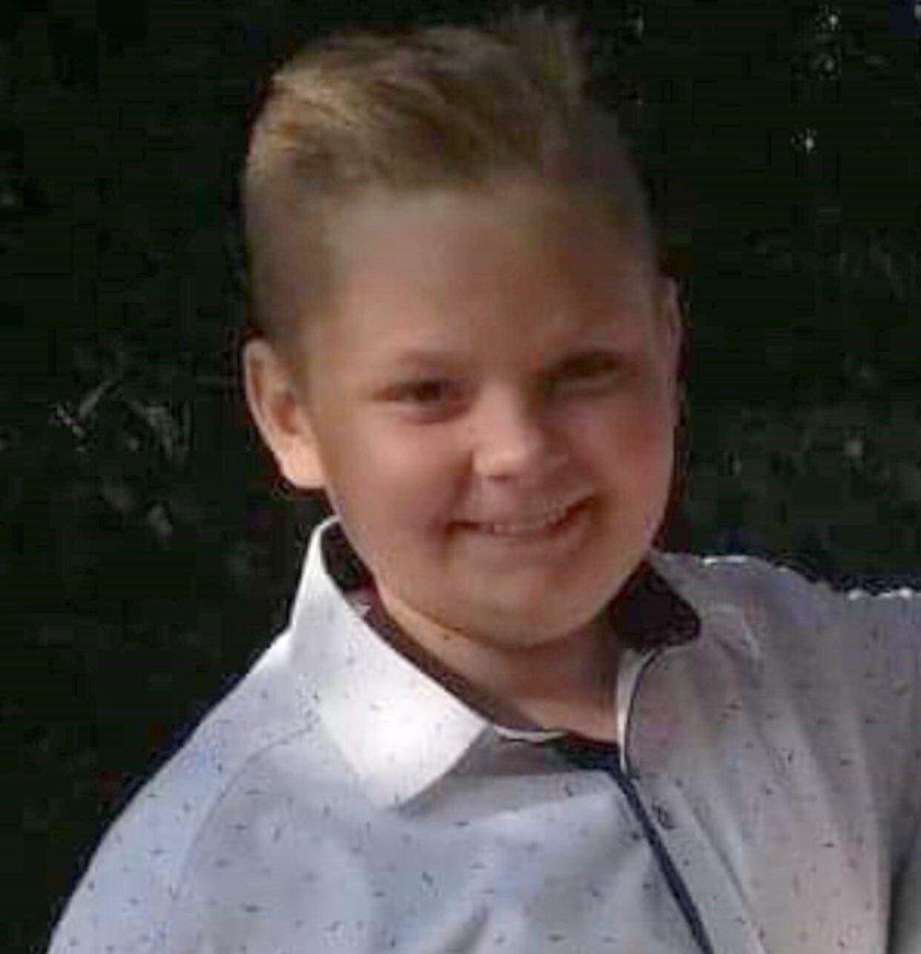12-letni Dawidek wyciągnął siostrę z ognia