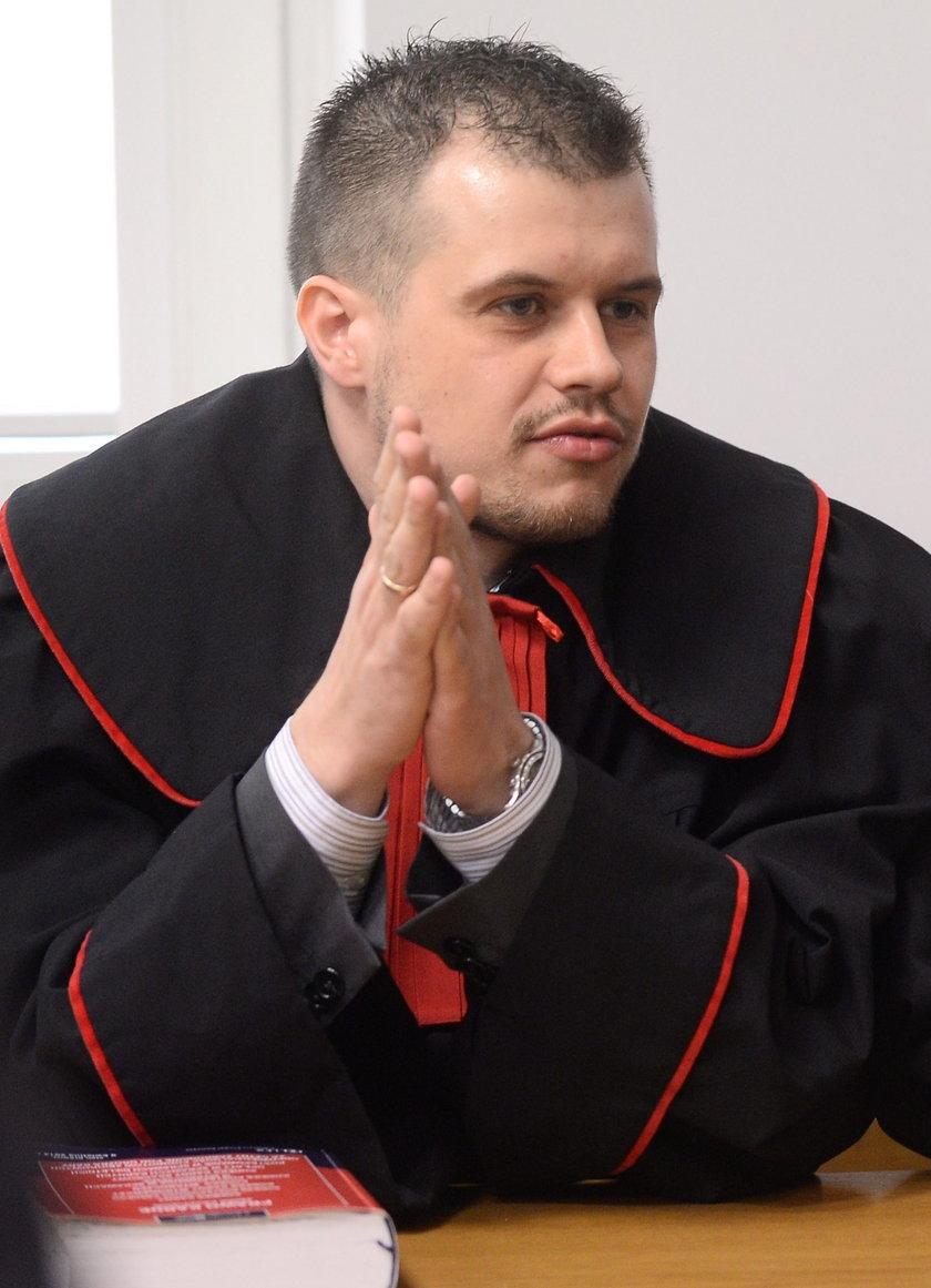 Prokurator awansował dzięki Kajetanowi?