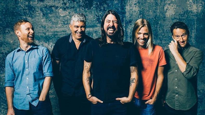 Foo Fighters przyjedzie latem do Polski