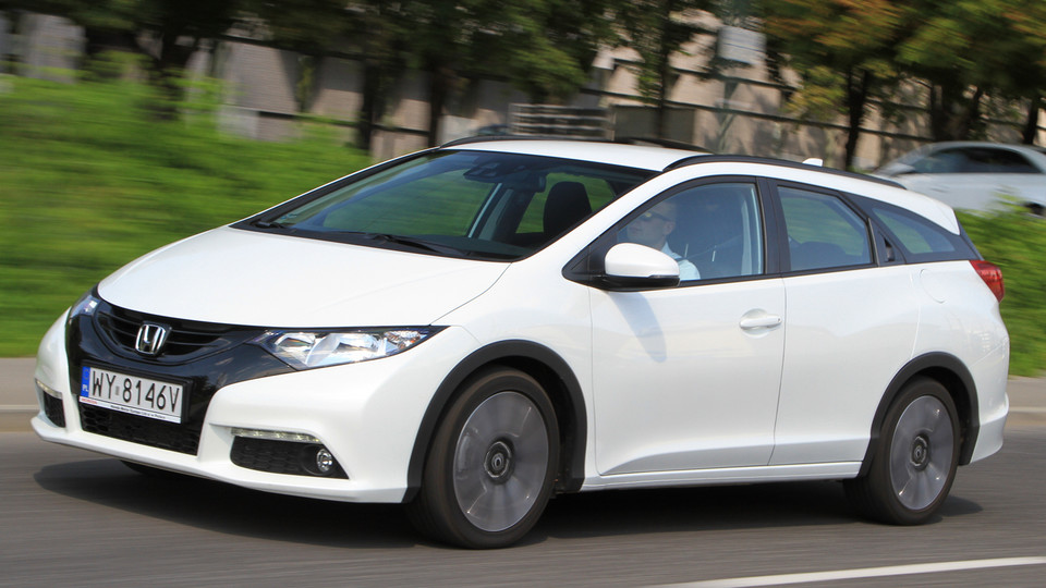 Honda Civic IX Tourer (2013-18)/2014 r. za 43 000 zł