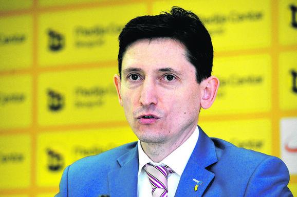 Ambasador Oleksandr Aleksandrovič apeluje na srpske državljane da poštuju zakone Ukrajine