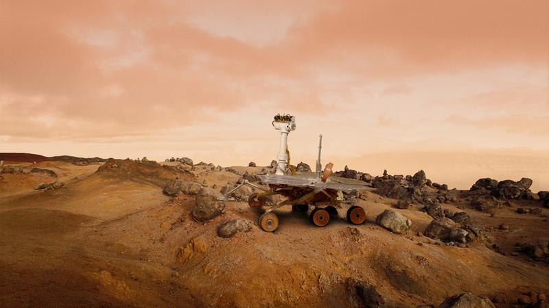Kto mieszka na Marsie?