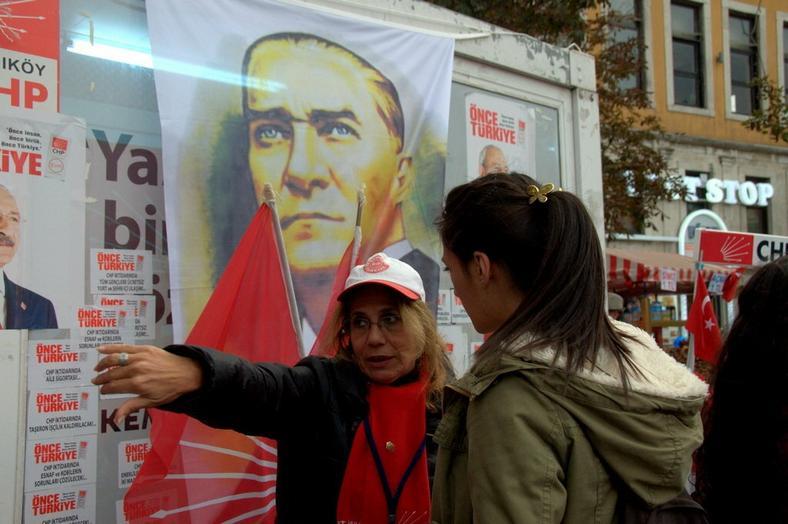 Turcja w czasie wyborów