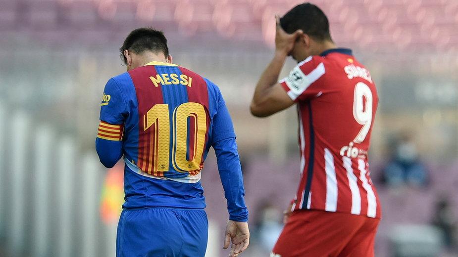 Leo Messi zawiesił rozmowy z Barceloną