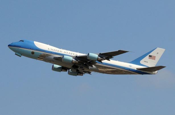 Air Force One. Fot. Newspix.pl