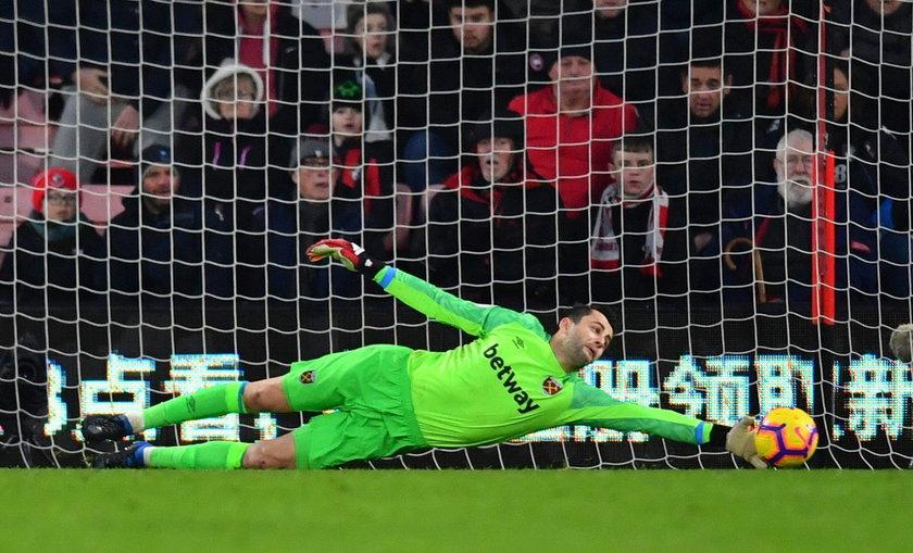 Premier League - AFC Bournemouth v West Ham United