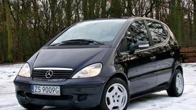 Mercedes klasy A: dla mas