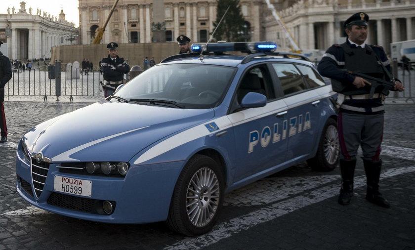 Dramatyczne zdarzenie w Rzymie