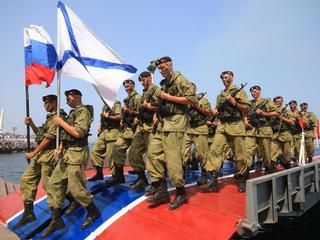 Russian Navy Day celebrated in Sevastopol