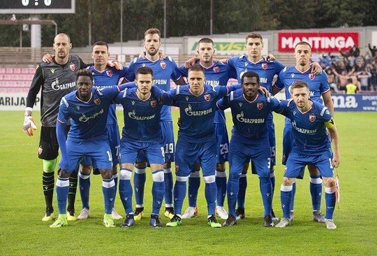 FK Crvena Zvezda i FK Suduva