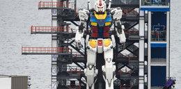 Japończycy szykowali tego gigantycznego robota specjalnie na igrzyska. To jednak tylko namiastka ich możliwości. Nam opadły szczęki [ZDJĘCIA I WIDEO]