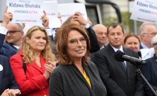 Kidawa-Błońska: Trzeba docenić przedsiębiorców, praca musi się opłacać