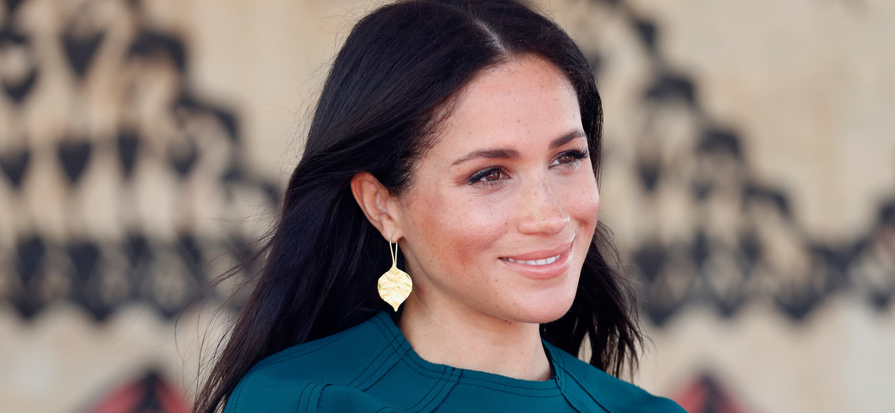 Meghan Markle podczas wizyty na Fiji / Foto Chris Jackson / GettyImages