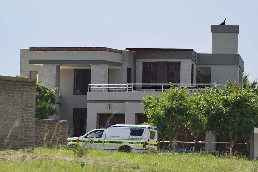 Dom Oscara Pistoriusa