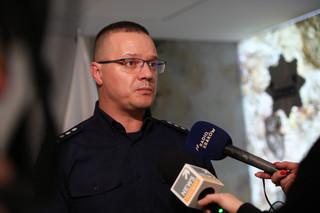 Rzecznik KGP o wydarzeniach w Głogowie: Zgromadzenie było nielegalne. Troje zatrzymanych wyzywało i szarpało policjantów