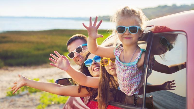 Gdzie wybrać się samochodem na rodzinne wakacje?