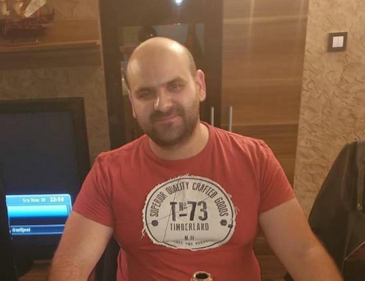 Nemanja Prelević likvidiran je u vikendici