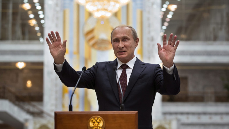 Premier Ukrainy: Putin rozpoczął wojnę w Europie