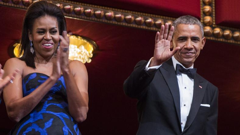 Oto ulubione piosenki i filmy Obamów